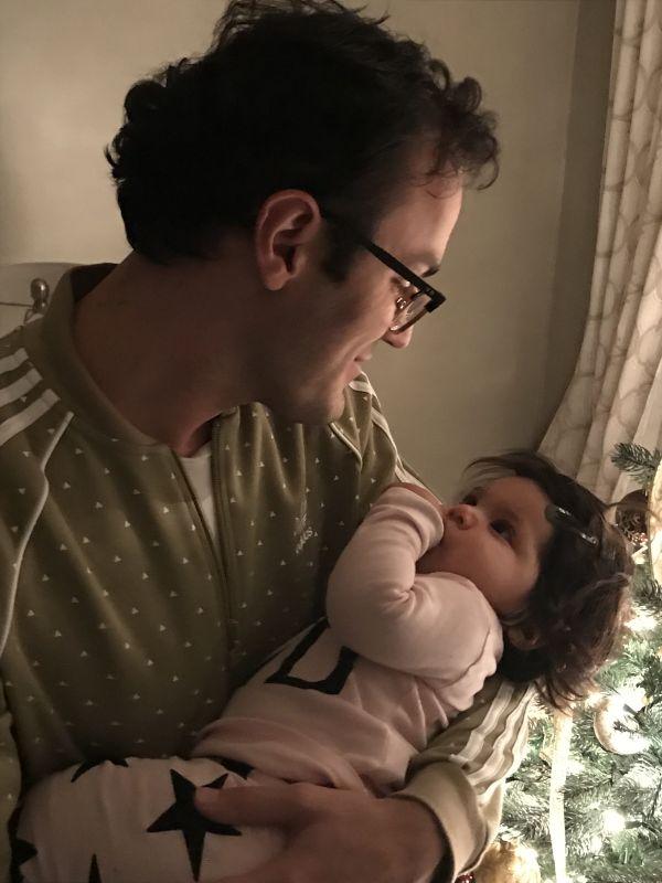 Klevis & Our Niece