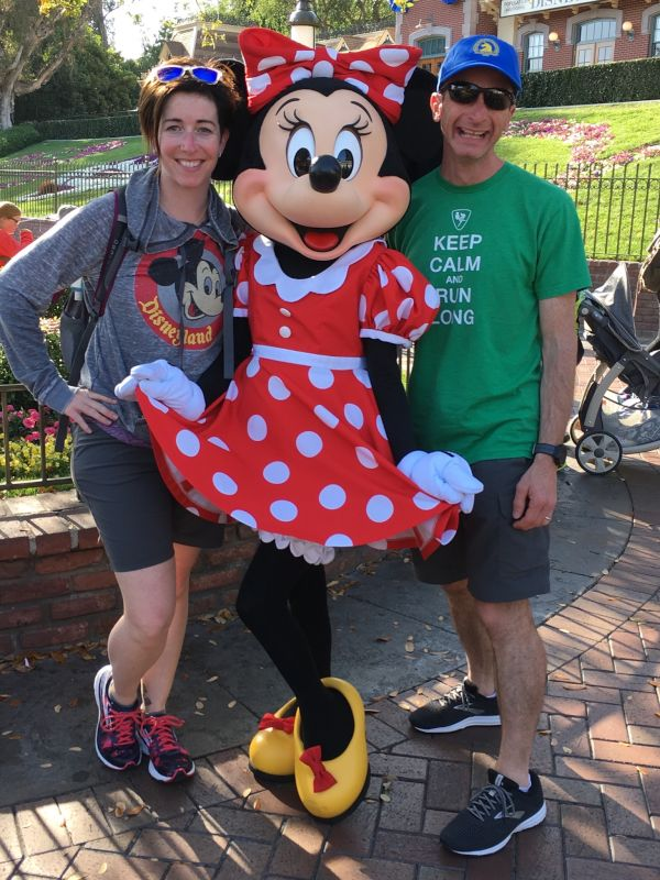 Photo Op with Minnie