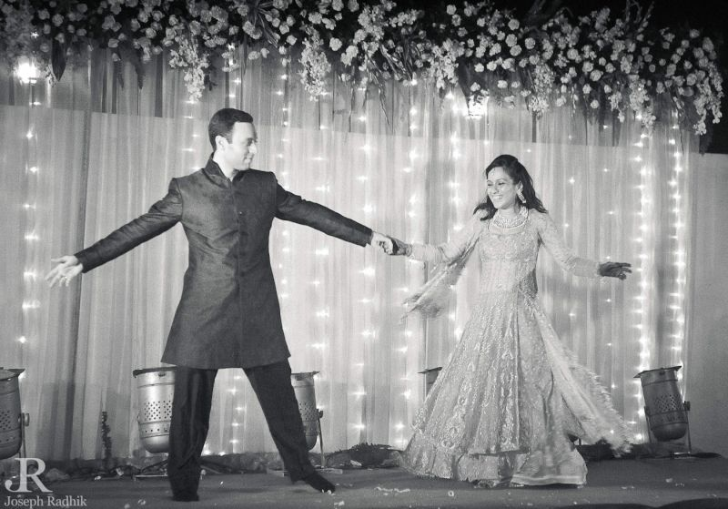 Our Wedding Dance in India