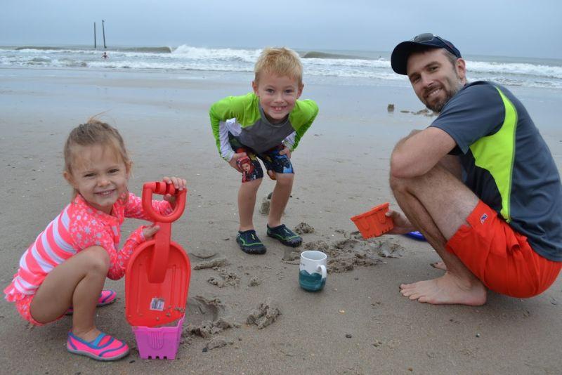Building Sandcastles in North Carolina