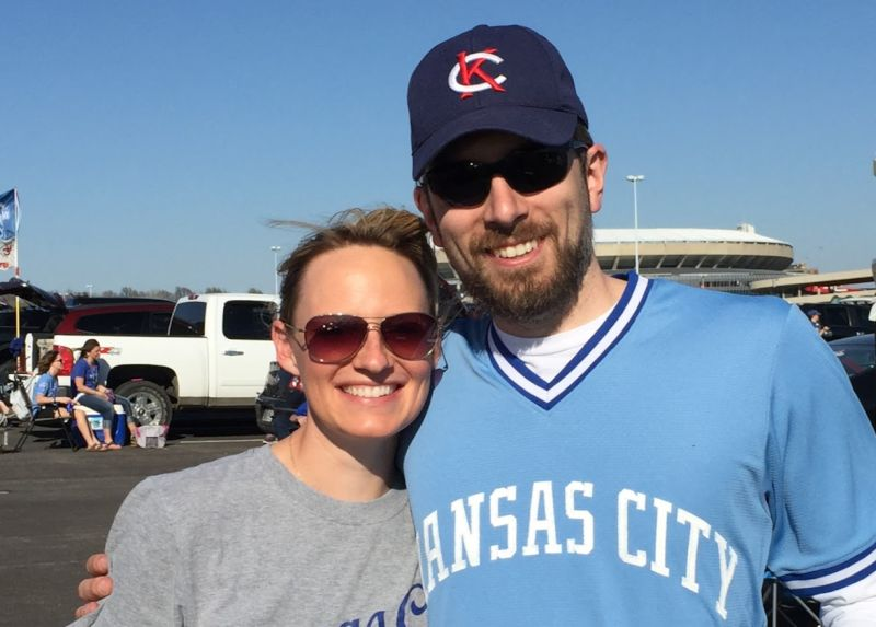 Tailgating on Opening Day