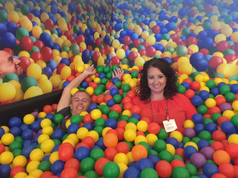 Fun at Google