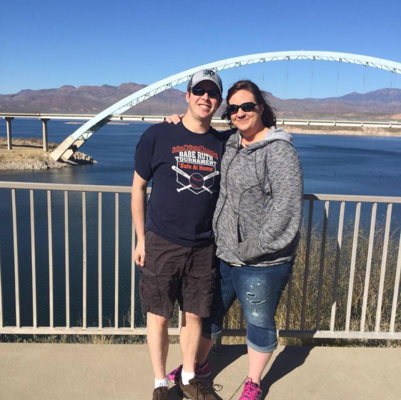 Enjoying the View in Arizona