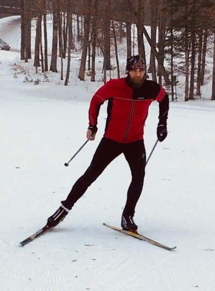 Luke Skiing
