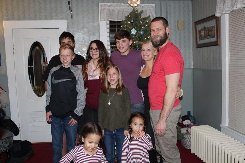 With Our Nieces & Nephews