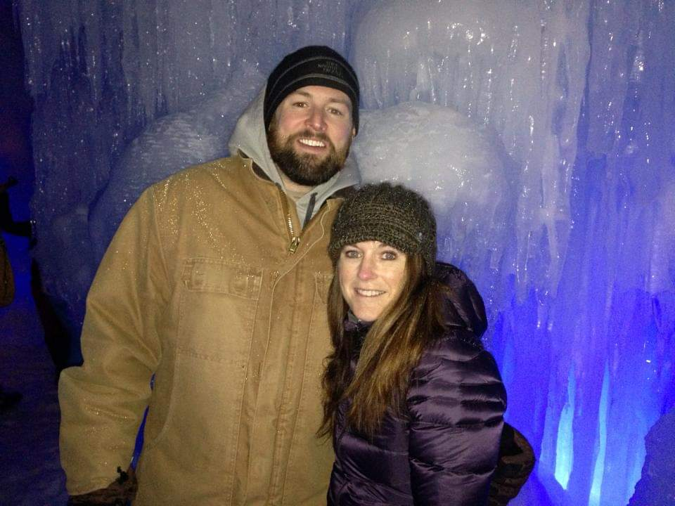 Ice Castles at Loon Mountain
