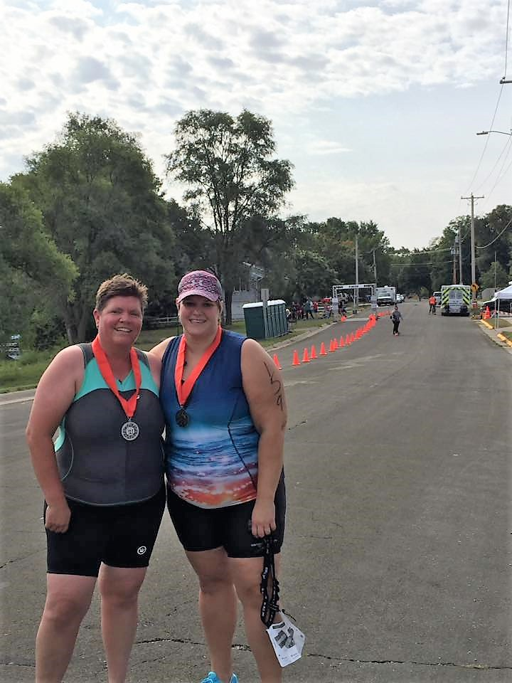 First Triathlon Completed!