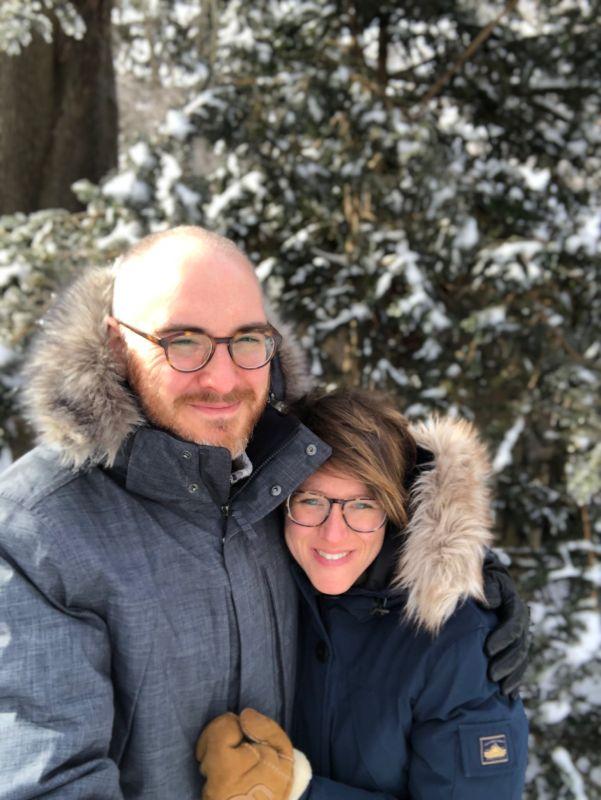 A Winter Selfie