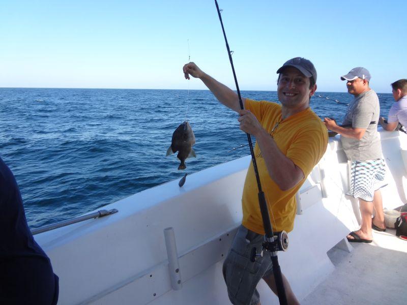 Dave Fishing