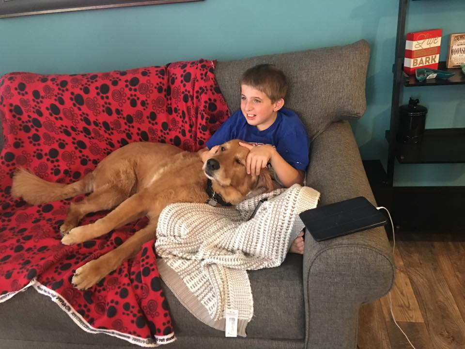 Will & Brady Are the Best of Friends!