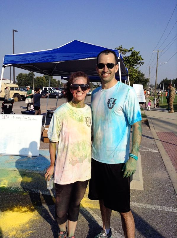 So Much Fun at the Color Run