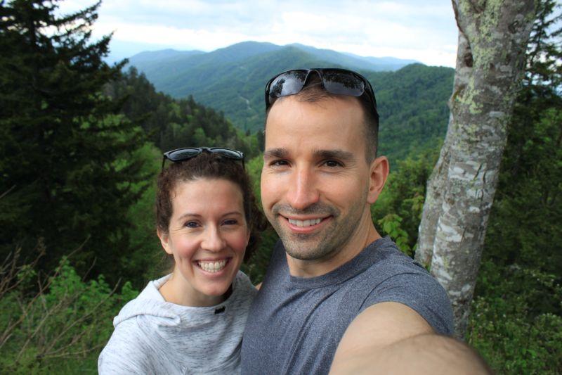 Hiking Through the Smoky Mountains