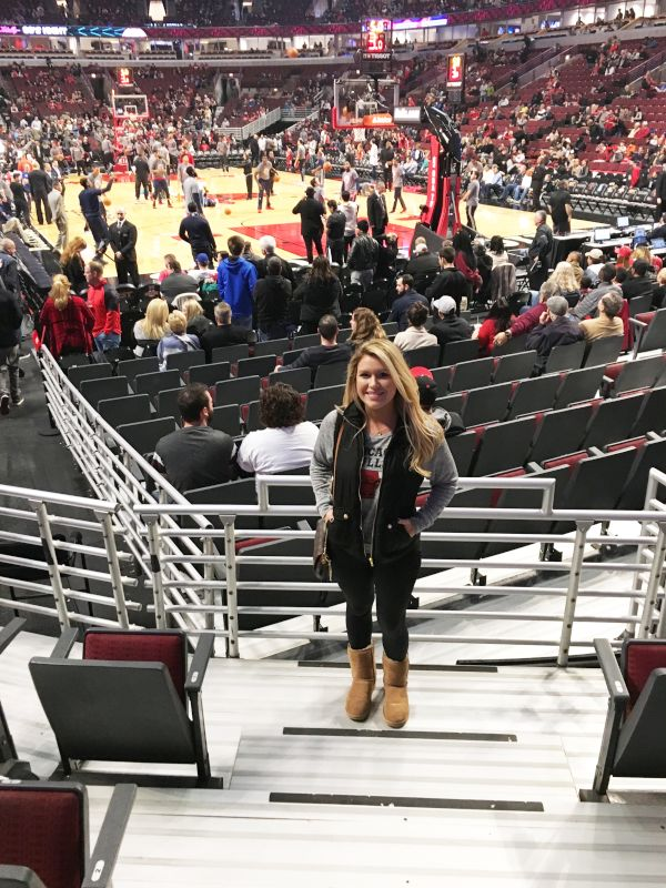Chicago Bulls Game