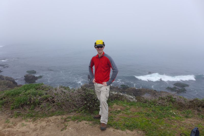 Hiking at Point Reyes National Park