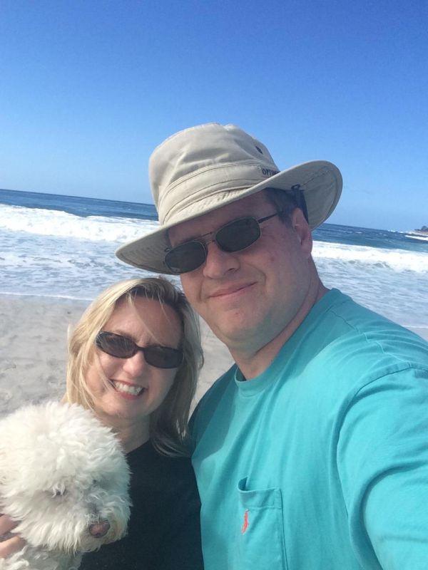 Trip to the Dog Beach