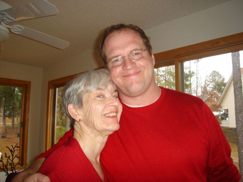 Brian & His Mom