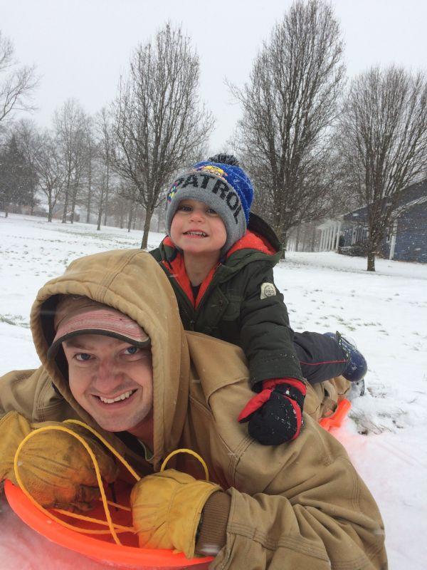 Winter Fun - Time to Play!