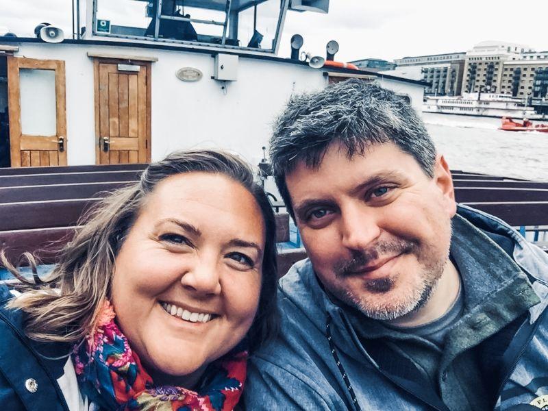 London Boat Tour