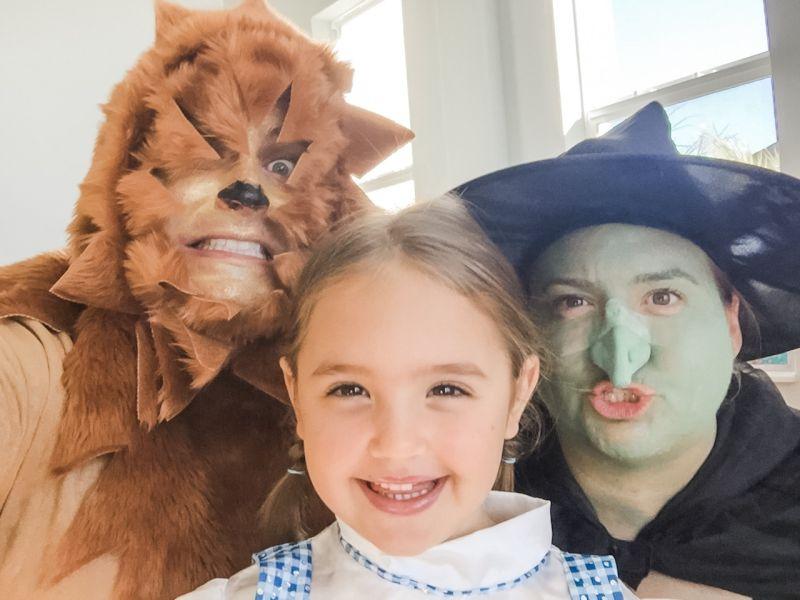 Halloween is a Family Affair