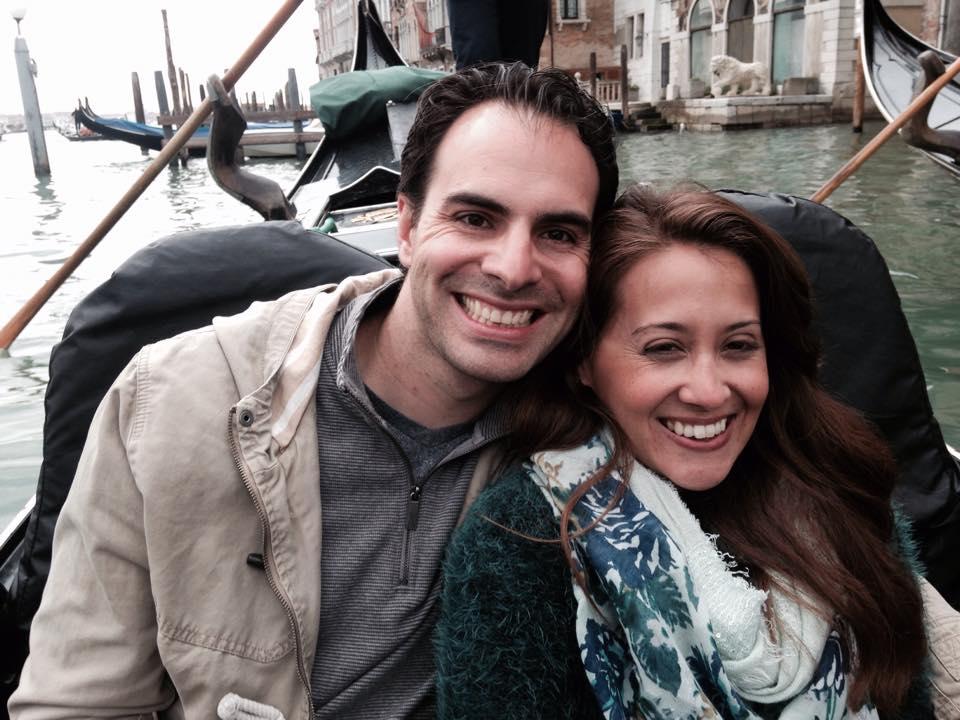 A Serenade in Venice, Italy