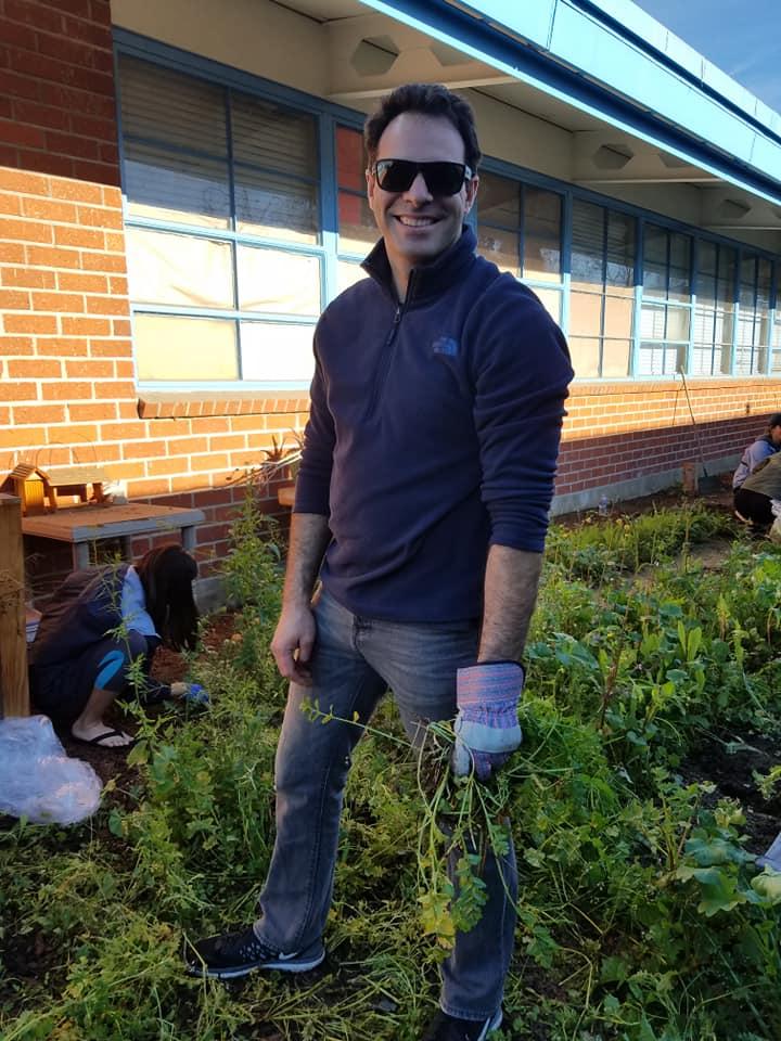 Jonathan Volunteering
