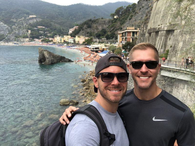 Cinque Terre Trail in Italy