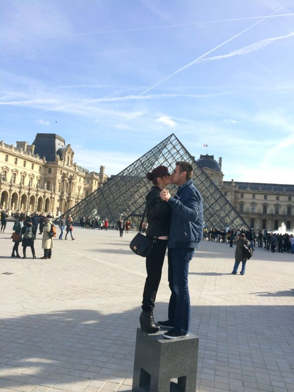 In Love in Paris