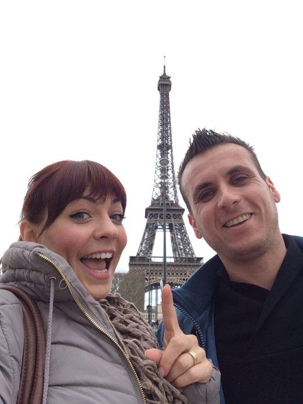 Paris Selfie!