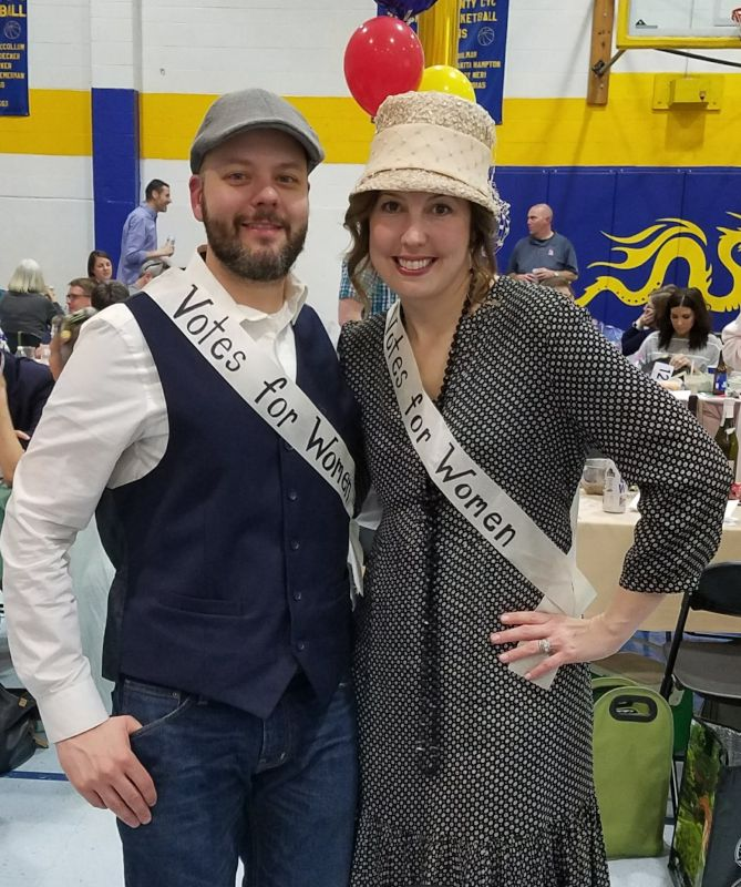 1920's Trivia Night Fundraiser