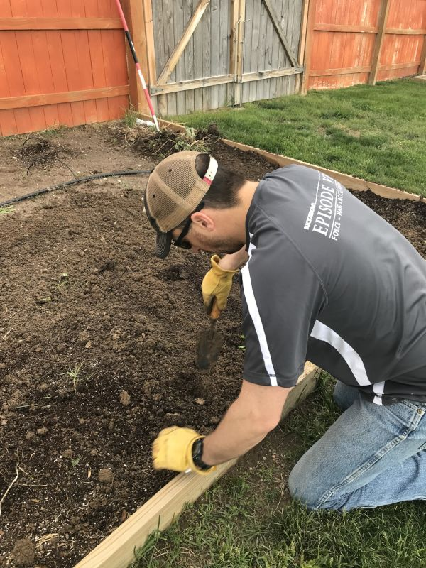 Ben Gardening