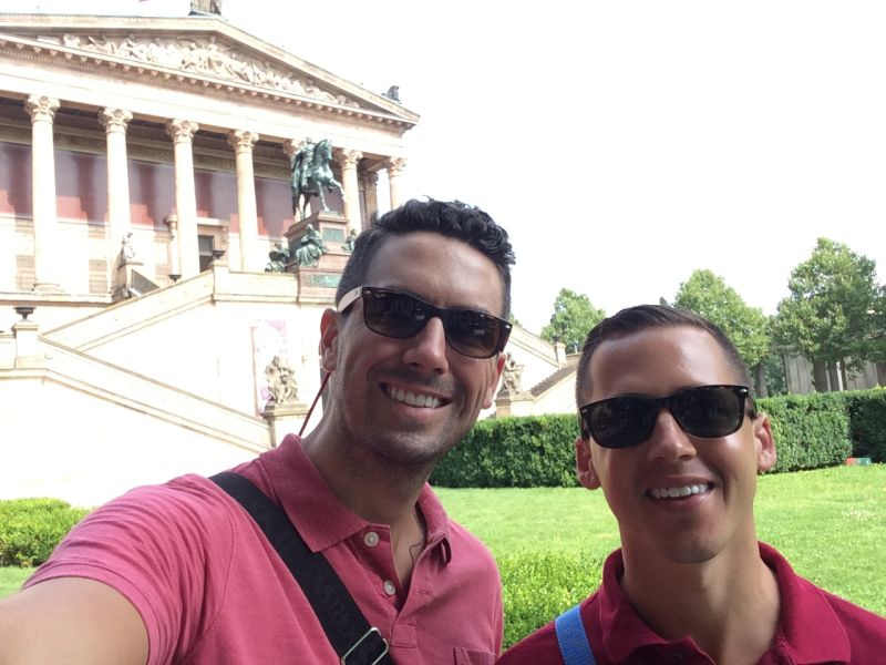 Touring the Pergamon Museum