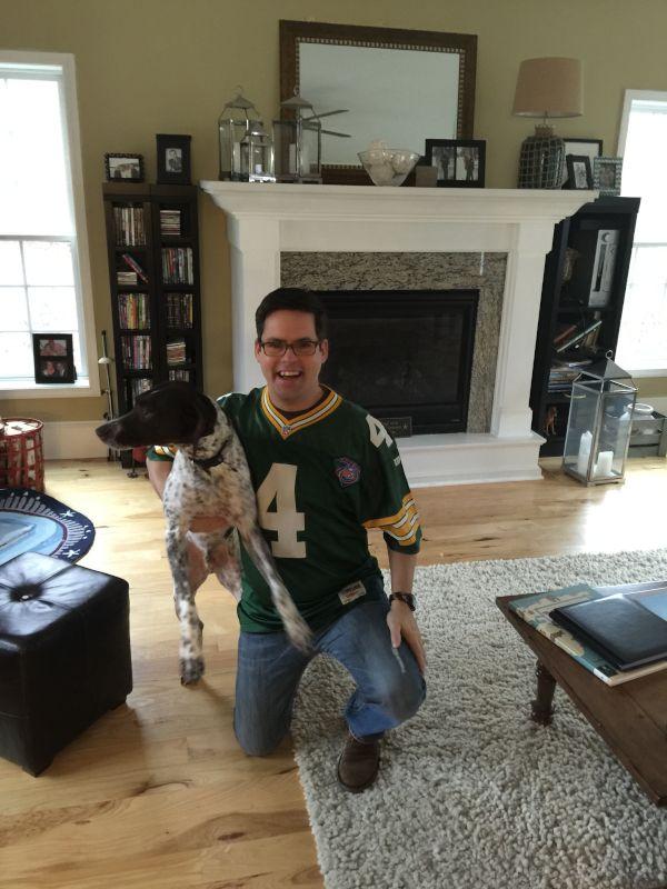 Matt Loves the Packers!