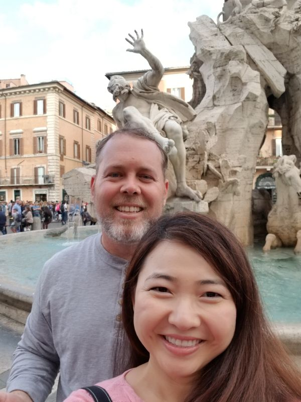 A Day Out in Rome