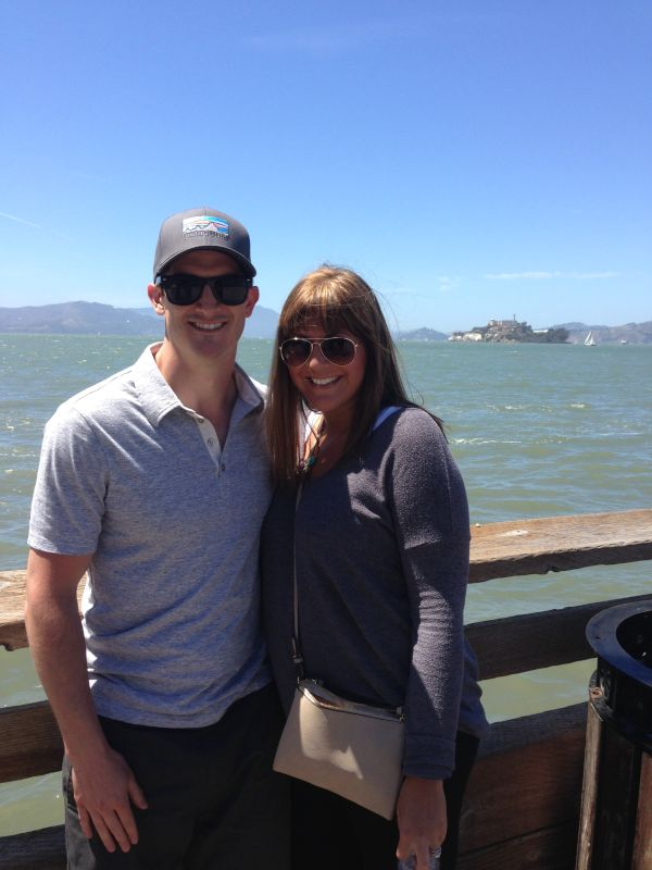Visiting the Pier in San Francisco