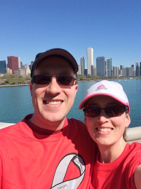 American Brain Tumor Association Walk on the Lakefront