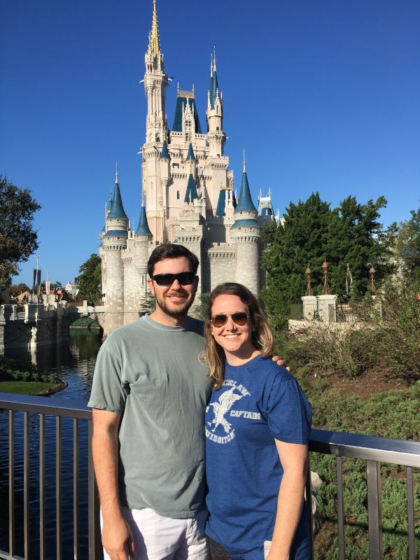 Visiting the Magic Kingdom
