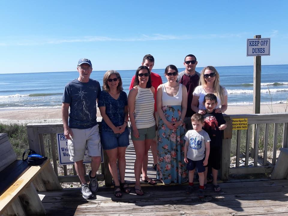 North Carolina Beach Vacation