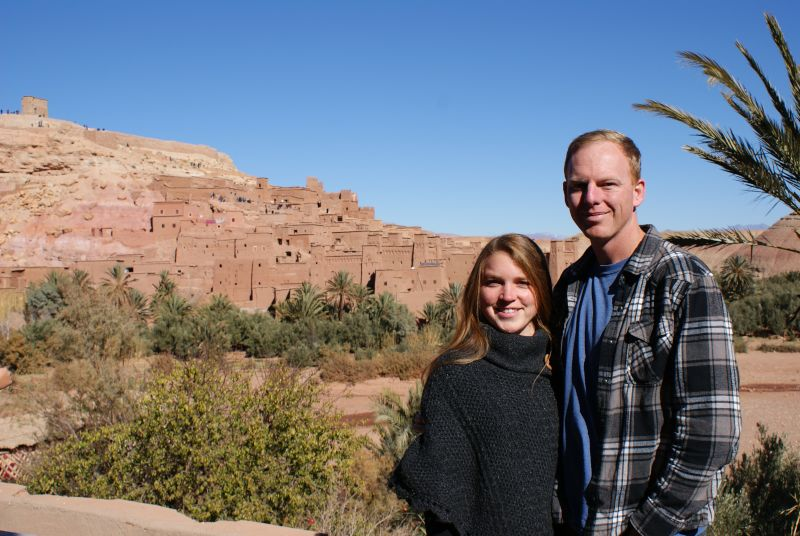Visiting the Ancient City of Ait-ben-Haddou, Morocco