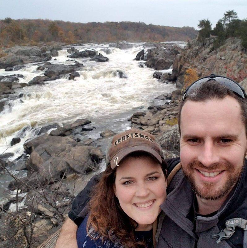 Hiking Great Falls