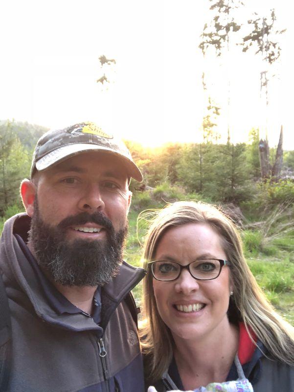 A Beautiful Hike Together
