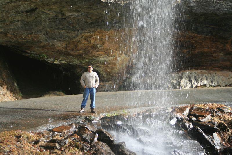 Exploring Waterfalls in North Carolina