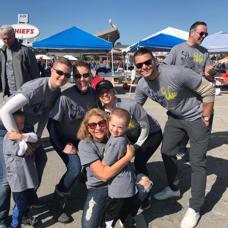 Step Up for Down Syndrome Walk