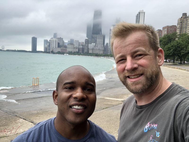 Biking Around Chicago