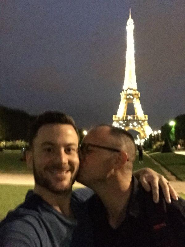 A Kiss in Paris