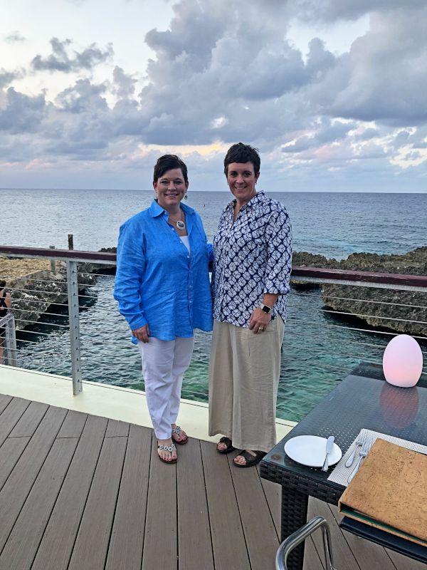 Dinner in Grand Cayman