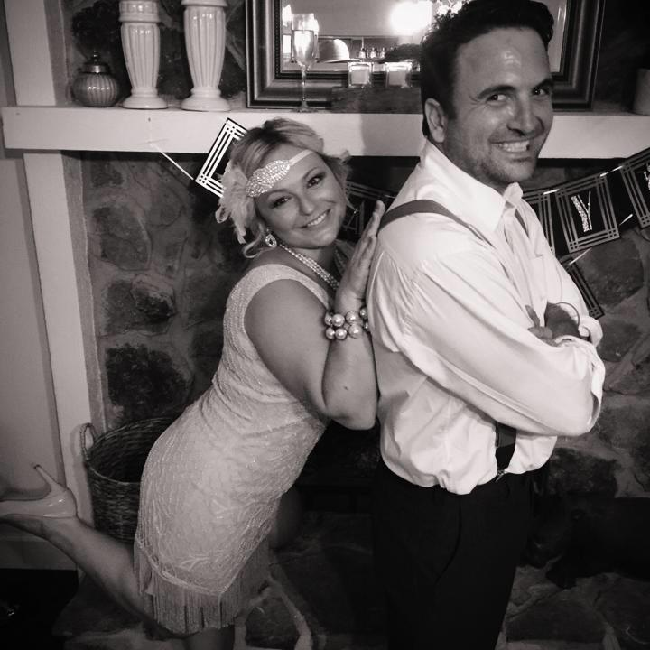 1920s Themed Halloween Party