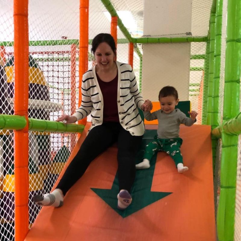Indoor Playground Fun