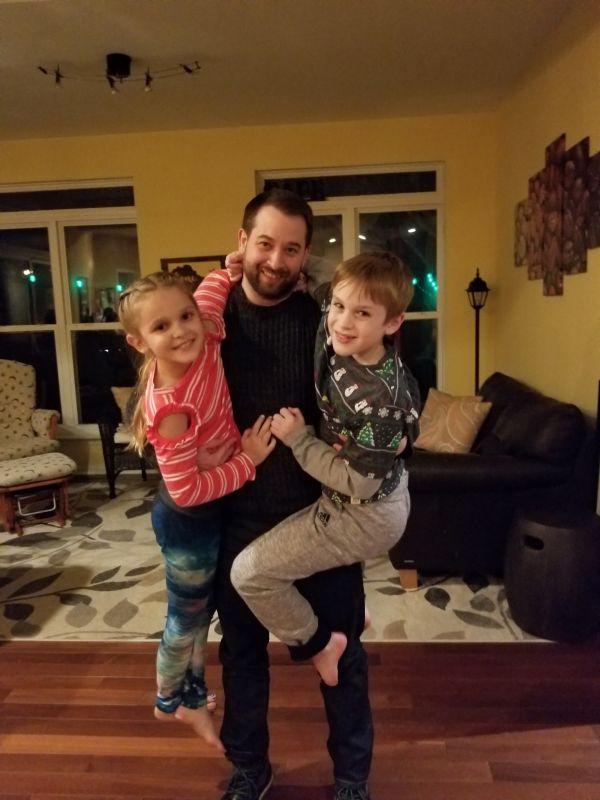 Fun With Our Niece & Nephew