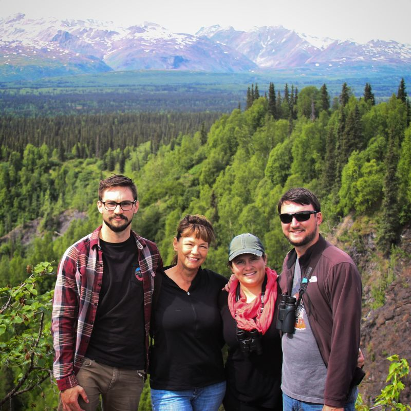 Alaska Was Beautiful!