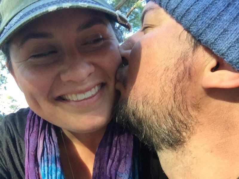 Trail Kisses